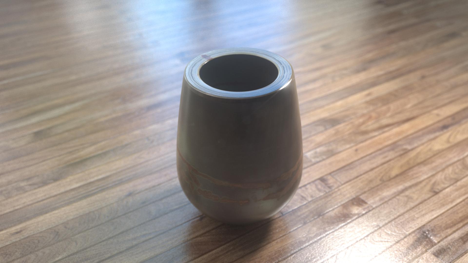 pottery 3D model